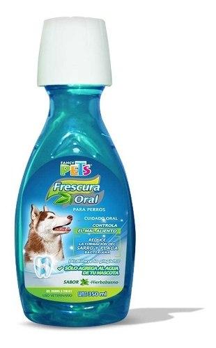 Enjuague Bucal P/ Perro Fancy Pets 350ml