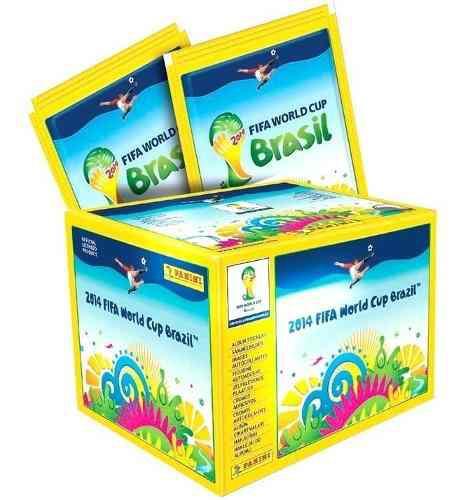 Estampas Panini Brasil 2014 (las Tenemos Todas)