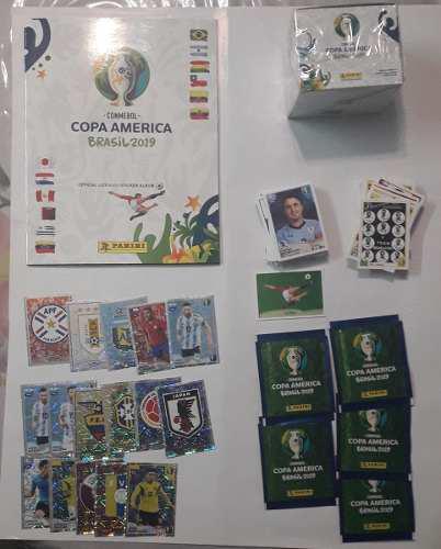Estampas Sueltas Copa America 2019