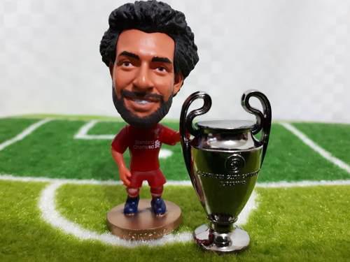 Figura Mohamed Salah Liverpool Incluye Copa Champions League