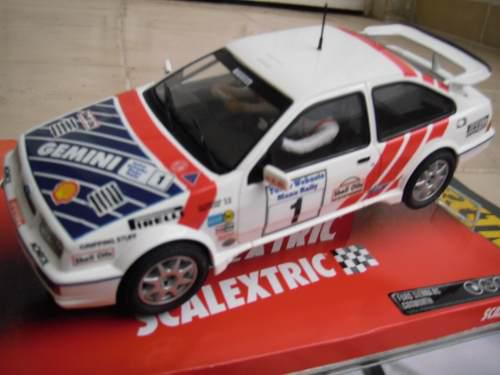 Ford Sierra Rs Cosworth Scalextric Sslot Jägeer