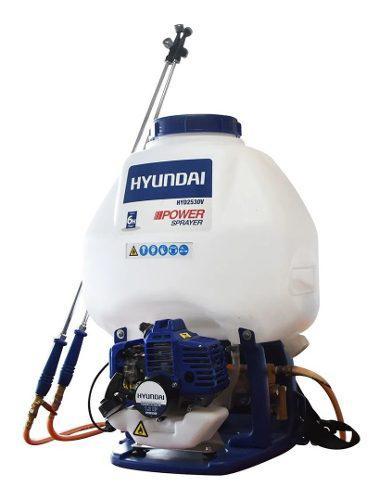 Fumigadora Gasolina Hyundai 25 Lts Motor 1.2 Hp Doble Lanza
