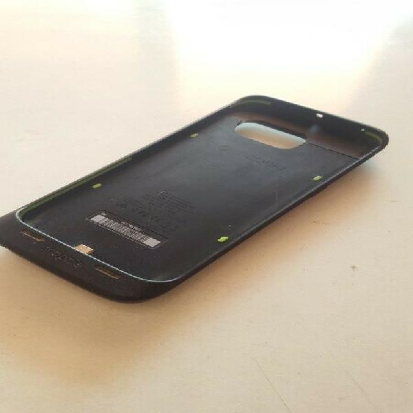 Funda cargador para Samsung Galaxy S6