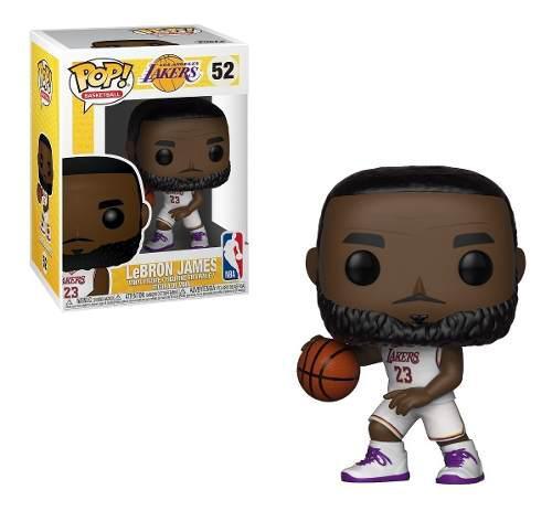 Funko Pop Basketball Nba Los Angeles Lakers Lebron James