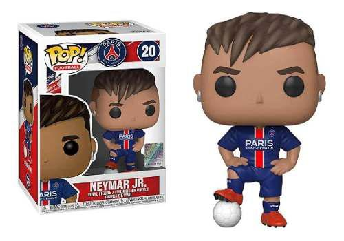 Funko Pop Football Neymar Jr. 20 Figura De Vinil Nueva