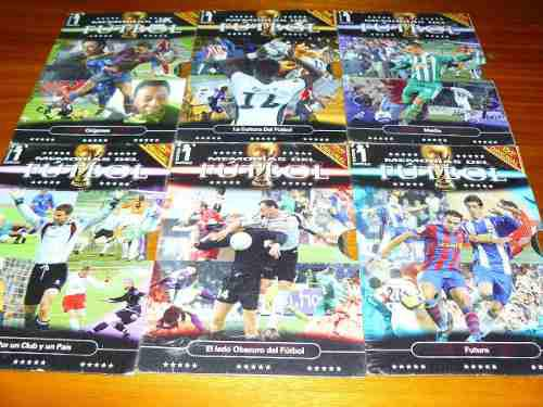 Futbol / Memorias / Leyendas Del Futbol Coleccion