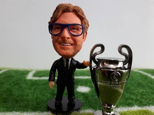 Jurgen Klopp Liverpool Incluye Miniatura Champions League