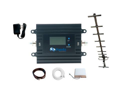 Kit Repetidor Señal Celular Antena 3g Booster Amplificador
