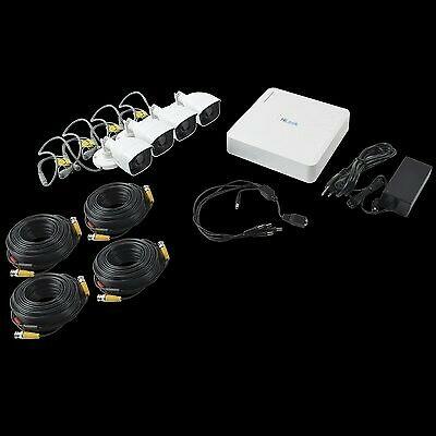 Kit de CCTV, Hilook. 4 cámaras