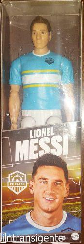 Lionel Messi Figura De Futbol Mattel Fc Elite 30 Cms.