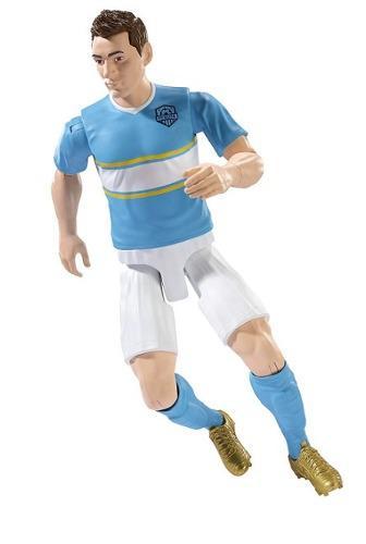 Lionel Messi Figura De Futbol Mattel Fc Elite 30 Cms. Mattel