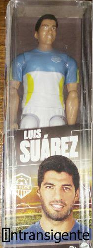 Luis Suarez Figura De Futbol Mattel Fc Elite 30 Cms.