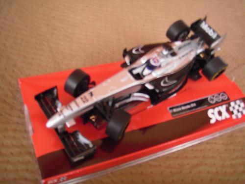 Mc Laren F1 Mobil1 Scalextric Sslot Jägeer