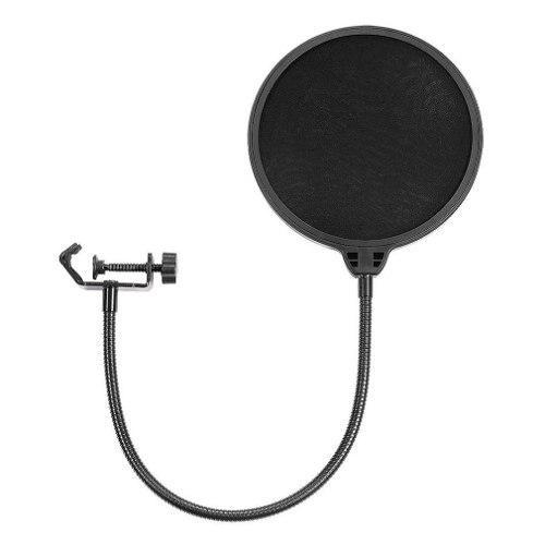 Música Pop Filter Para Micrófono Yeti, Accesorio Regiones