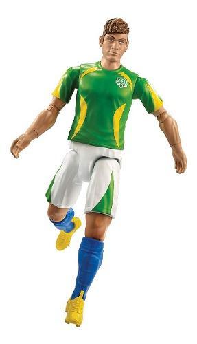 Neymar Jr Figura De Futbol Mattel Fc Elite 30 Cms. Mattel