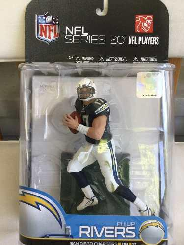 Nfl Mcfarlane Philip Rivers Chargers