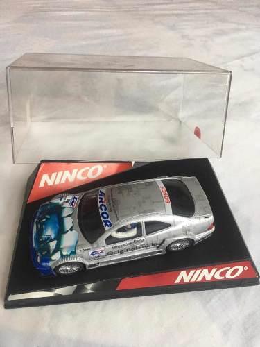 Ninco Scalextric Mercedes Benz Auto Para Pista Eléctrica