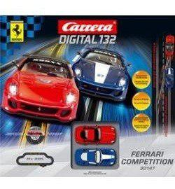 Pista Carrera Digital 132 Ferrari Competition Scalextric