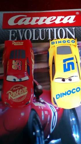 Pista Cars Circuito Carrera Evolution 1:32 Scalextric