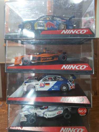 Pista Ninco Gt Turbo 20120 + 5 Autos