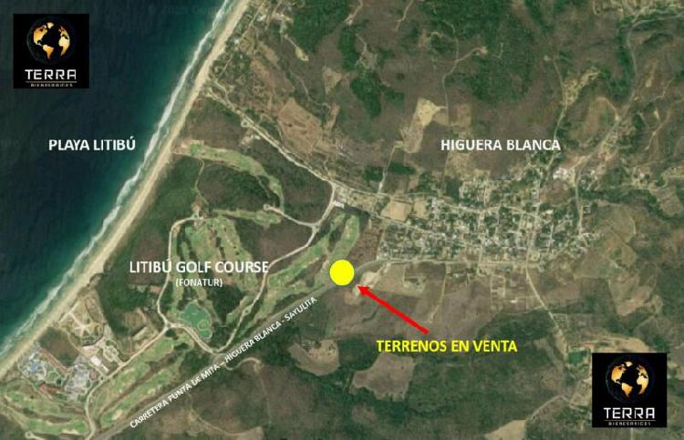 REMATE! 2 TERRENOS EN VENTA EN PLAYA LITIBÚ RIVIERA