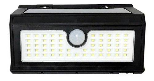 Reflector Solar Led 10w Sensor Movimiento Gran Iluminacion