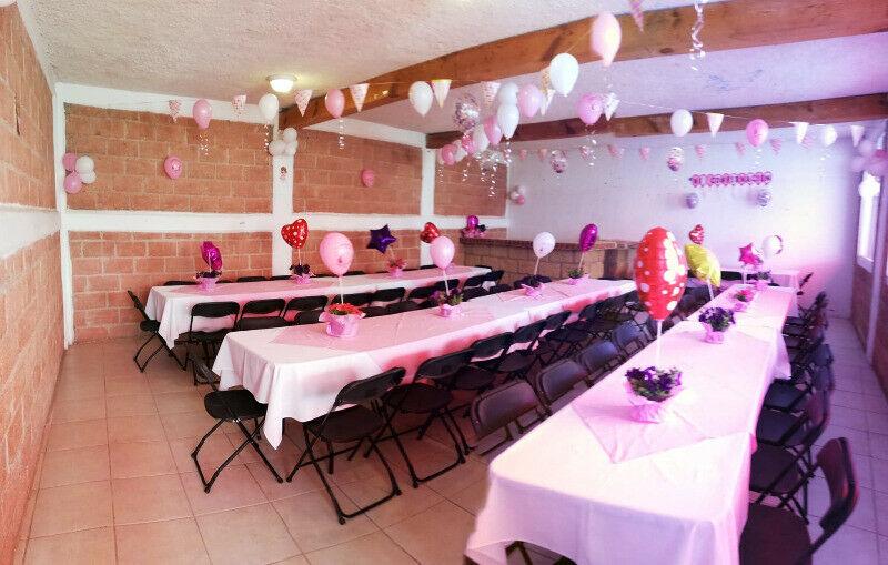Salon de Fiestas Toluca Paquete 50 Personas PROMOCION! FIN