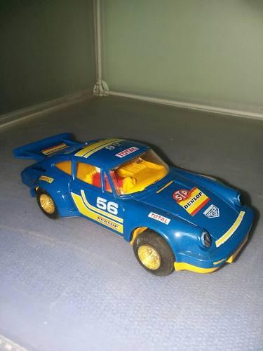 Scalextric Exin Porsche Carrera Exin Pista Electrica