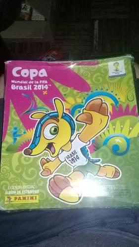 Set Plus Del Mundial De Brasil 2014 Panini