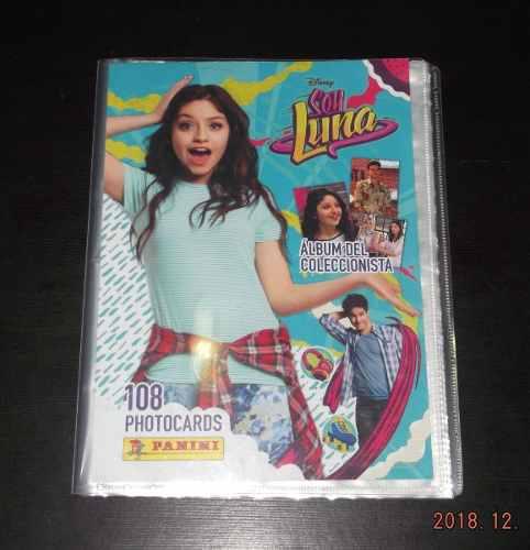 Soy Luna Postales Con Coleccionador