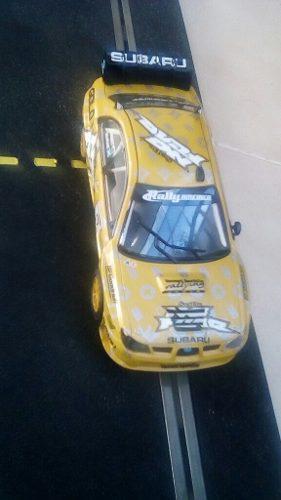 Subaru Impressa Scalextric Nuevo! Sslot Jägeer