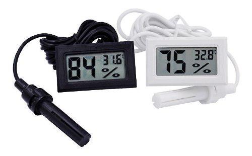 Termometro Higrometro Sensor Humedad Temperatura Incubadora