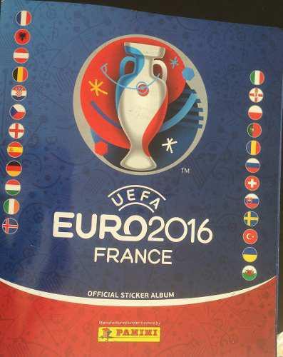 Vendo Estampas De Eurocopa Francia 2016 Panini Coleccionable