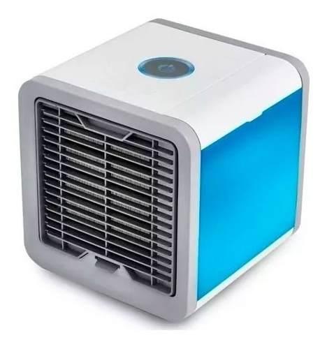 Ventilador Enfriador De Aire Artic Air + Mini Ventilador