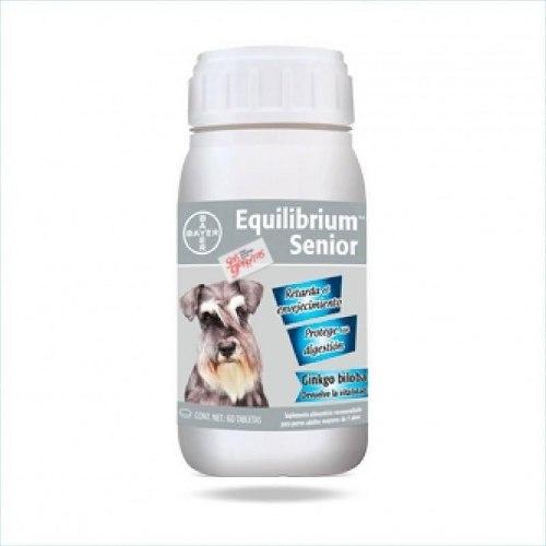 Vitaminas Equilibrium Senior 60 Tabletas
