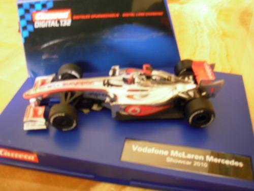 Vodafone Mclarenmercedes F1 Digital 132 Carrera Sslot