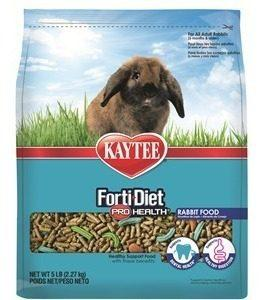 Alimento Kaytee Forti Diet 2.27 K. Para Conejos Adultos