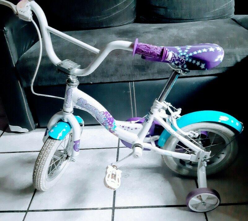 Bicicleta Benotto R12 Niña