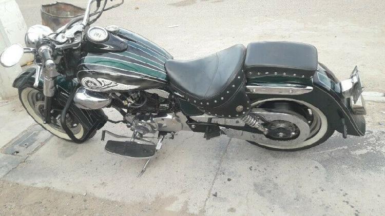 Bonita moto vento vthunder 250cc año 2006
