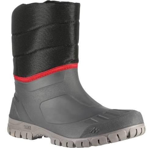 Botas De Nieve Frio Lluvia Para Caballero Impermeables Y