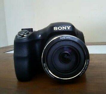 Cámara De Foto y Video Sony H300