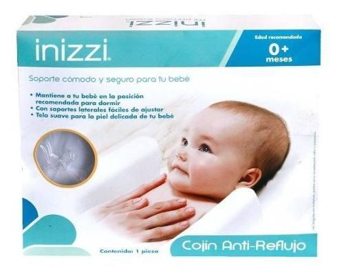 Cojin Anti-reflujo Para Bebe Inizzi Envio Gratis