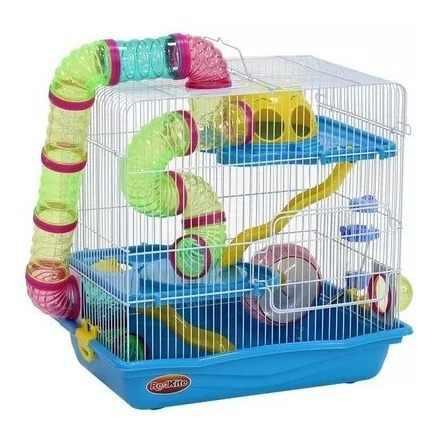 Jaula Fresno 4 Para Hamster Envio Gratis