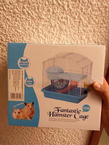Jaula San Francisco N Hamsters O Gerbo 23x17x24 Envio Gratis