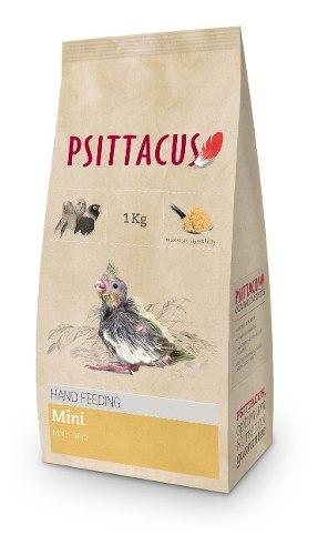 Papilla Para Ninfas, Aratingas Y Aves Pequeñas Psittacus