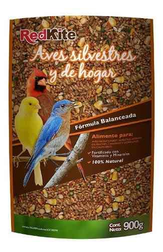 Redkite Alimento Para Aves Silvestres 900 G Crecimiento
