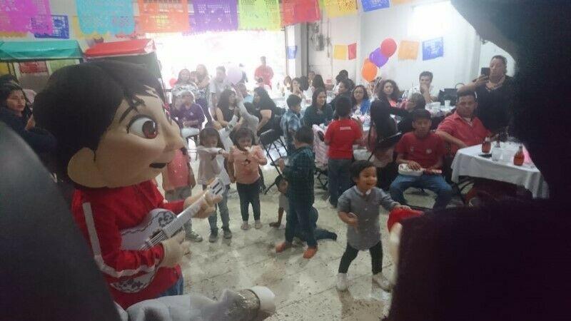 SHOW DE COCO PARA TU FIESTA EN MORELOS