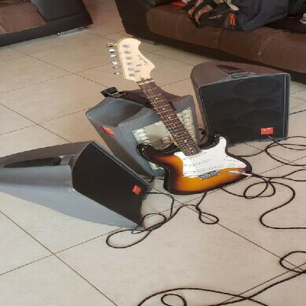 Sistema de sonido Fender