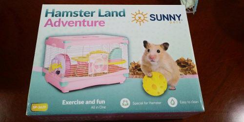 Sunny Jaula Hamster Land Adventure Sp3629 36x27x25 Cm Roedor