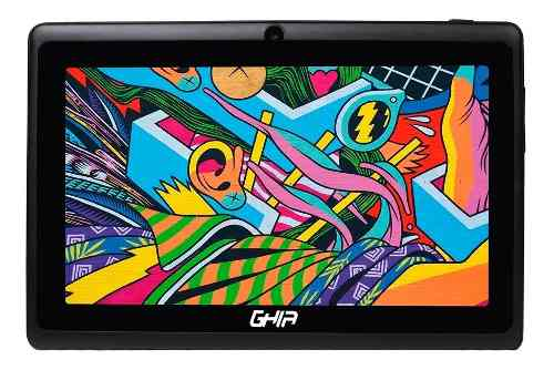 Tablet 7 Pulg 8 Gb Android 5.1 Quad Core Quattro  Ghia